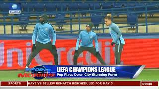 UEFA Champions League Games,Results & Reactions Pt.2 |Sports This Morning|