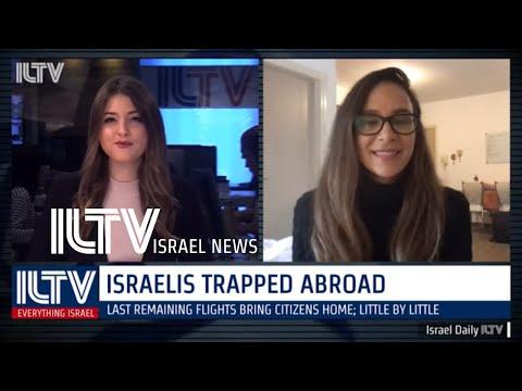 Israelis trapped abroad- Aviah Chudacoff