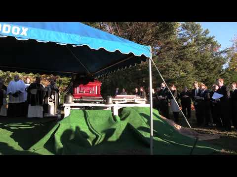 The Parting Glass | Burial of Dr. Brendan McGuire