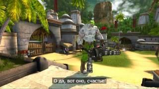 Прохождение Serious Sam 2 - Часть 5 - Пригород Урсу