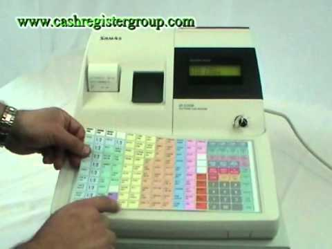 Sam4s Er5200m How To Program The Description Of An Item On Keyboard You