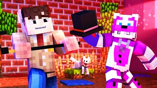 fnaf sister location the special guest night 2   minecraft roleplay w samgladiator
