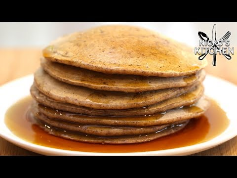 Ginger Bread Pancakes | Keto & Vegan Friendly & Dairy Free