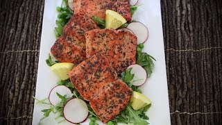 Salmon Recipes - How To Make Super Simple Salmon