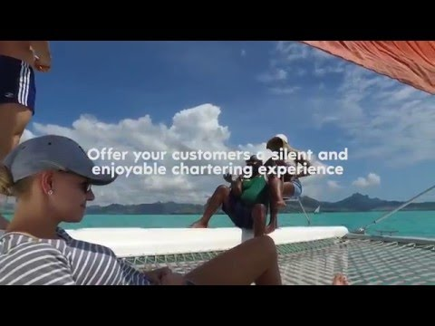 OCEANVOLT ELECTRIC MOTOR SYSTEMS FOR CHARTER COMPANIES