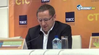 Генеральный директор СТС Вячеслав Муругов