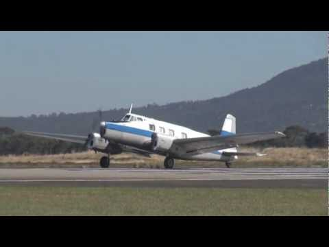 Avalon Air Show 2013 - de Havilland Drover