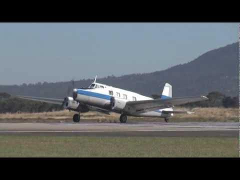 Avalon Air Show 2013 - de Havilland Drover
