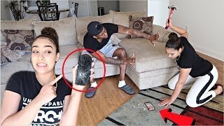 Breaking Boyfriends Phone, Then NOT Surprising Him With iPhone 11