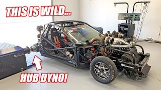 Our First Time on a HUB DYNO! Andddd We Found Leroy's Weak Point...