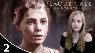 Killing To Survive - A Plague Tale: Innocence Gameplay Walkthrough Part 2