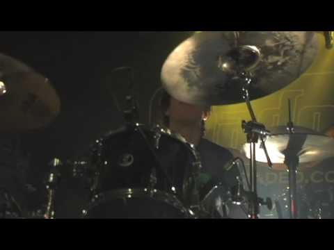 TOXIC HOLOCAUST Wild Dogs live pro-shot on Metal Injection