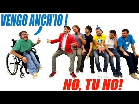 Lorenzo Baglioni - Canto Anch'io (No, tu no!) feat Iacopo Melio