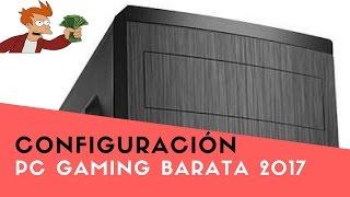 Configuracion PC GAMING BARATO 2017 (MENOS DE 450 EUROS) | PENTIUM G4560 + RX460  | MEJOR QUE PS4!