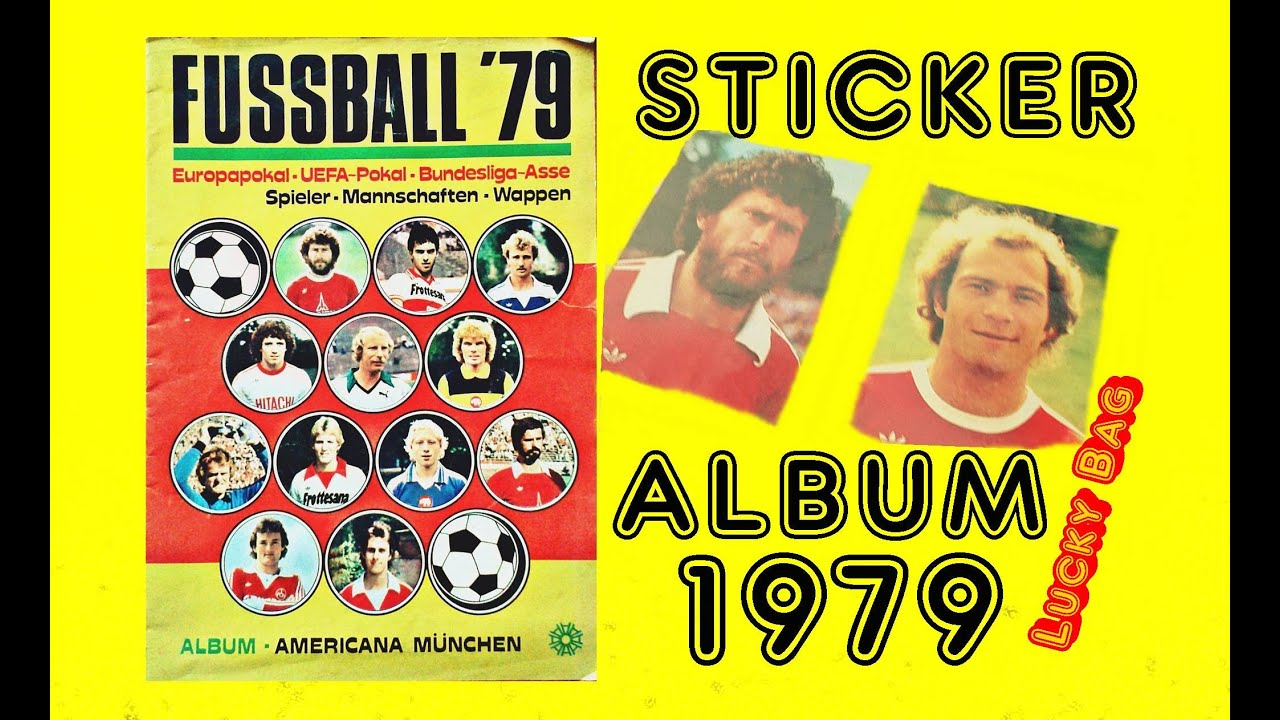 sticker album fussball 79 europapokal uefa pokal. Black Bedroom Furniture Sets. Home Design Ideas