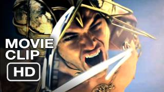 Immortals (2011) Clip - HD Movie - Poseidon