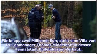 Ex-arcandor-manager thomas middelhoff aus haft entlassen