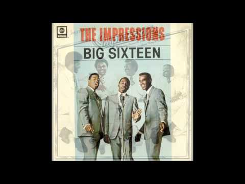 The Impressions - For Your Precious Love (1958)