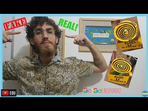 FAKE OU REAL? - EFEITO CORIOLIS NA LINHA DO EQUADOR - #GO!GO! RESPONDE