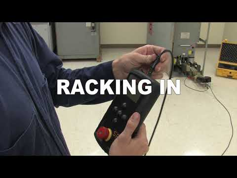 SAFE-T-RACK® SRU Remote Racking System for Allis Chalmers MA Circuit Breakers