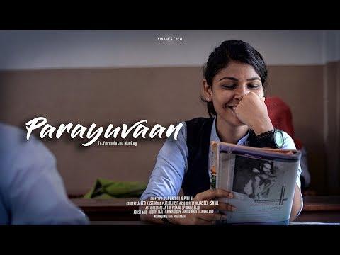 Parayuvaan Cover Remix Song (2019) | Ninjans Crew | Formulated Monkey