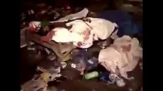 Hefajot Islam attack  by Gov. force, about two thousand people are died, last night