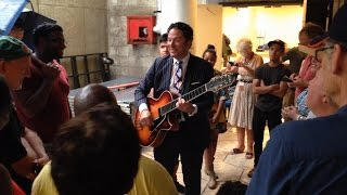 Detroit Jazz Festival 2014 - John Pizzarelli