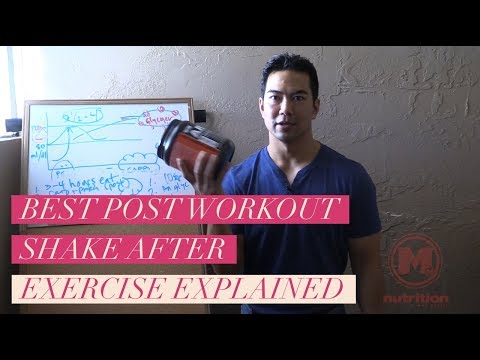 Best Post Workout Recovery Drink for Less Muscle Pain after workout and What is Creatine?