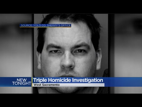 Neighbor Says Dad Accused Of Killing 3 Children Showed No Emotion When He Left