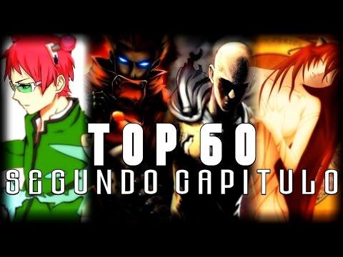 TOP 60: Los Personajes Más Poderosos del Manga y Anime: Segunda Parte