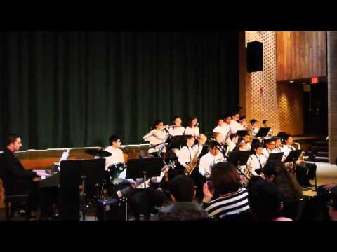 Fairview South, Jazz Band Winter Concert 2015