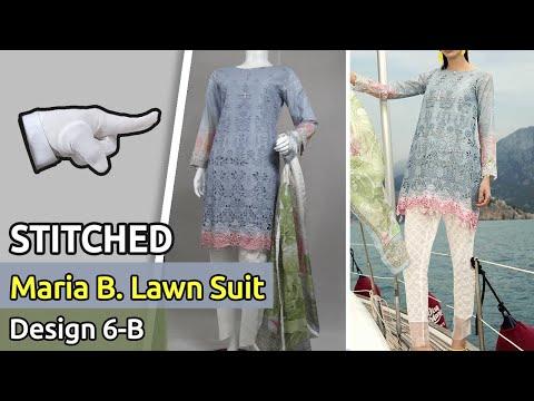 latest-maria-b.-designer-lawn-suit-2019-|-stitching-of-new-pakistani-dress-design-6b