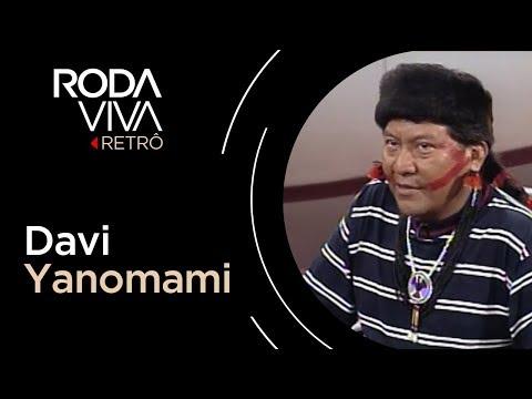 Roda Viva | Davi Yanomami | 1998