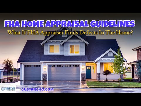 fha-home-appraisal-guidelines