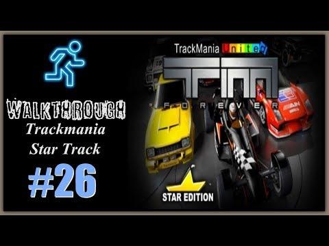 Trackmania Star Track #26 - StarDesert C1-C3