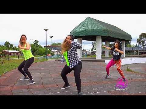 Échame la culpa - Luis Fonsi, Demi Lovato - Zumba Choreography - Meli Espinoza
