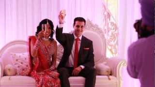Shreya Ghoshal Tere Ore Indian Cinematic Wedding video | Mediavision Montreal | Ottawa | Toronto