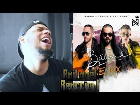 Nacho, Yandel, Bad Bunny - Báilame (Remix) - Feria de Málaga en 02CW