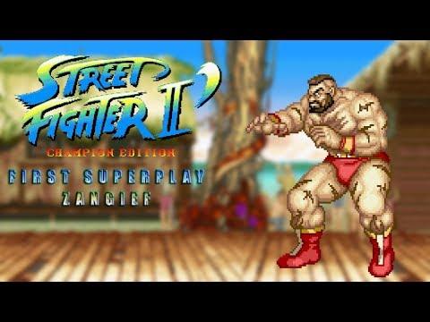 Street Fighter II' - Champion Edition - Zangief【TAS】