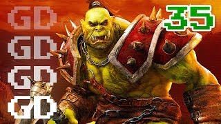 WoW Classic Horde Series Part 35 - The Bramblescar - World of Warcraft Gameplay