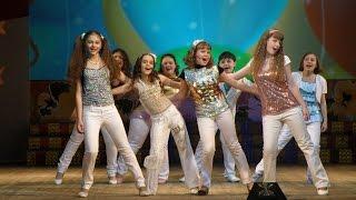 Отчетный концерт детского театра песни «Шлягер» 2014 год