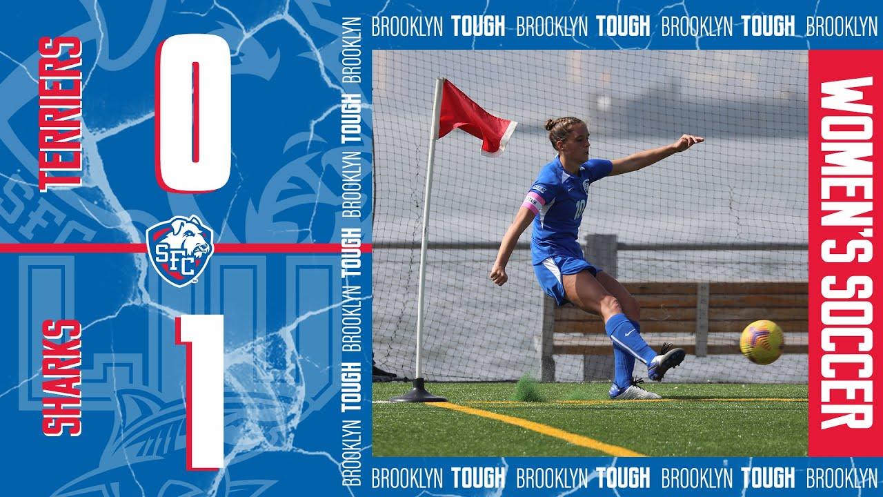 St. Francis Brooklyn vs LIU Women's Soccer Highlights