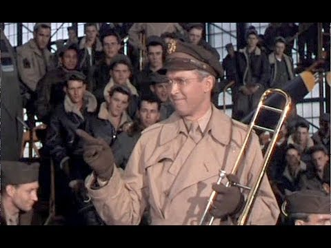 Music+Cinema: The Glenn Miller Story 3/Chattanooga Choo Choo- Romance inachevée (Lyrics)