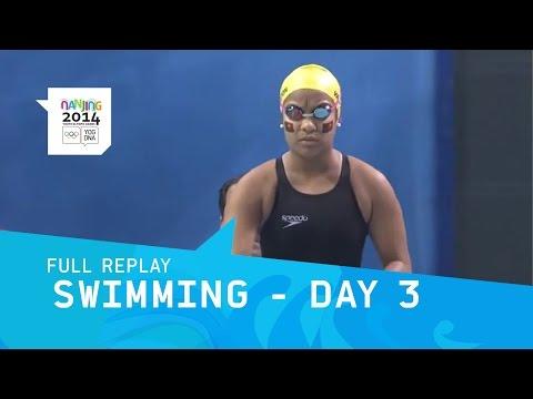 Swimming - Day 3 Men