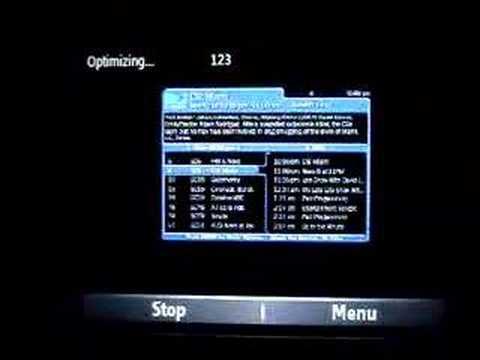 Slingbox Video on Samsung Blackjack Cell Phone
