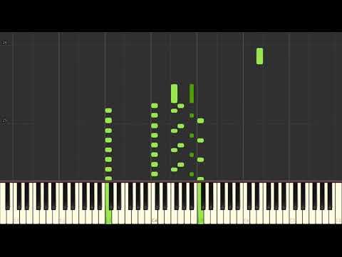 Animal Crossing New Leaf - K.K. Jongara (Aircheck) [Piano Tutorial]