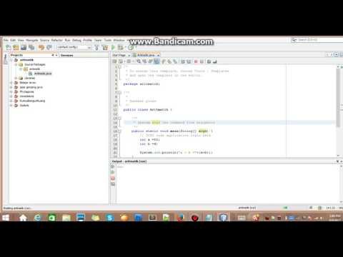 Membuat Aplikasi Barcode Dengan Java Netbeans