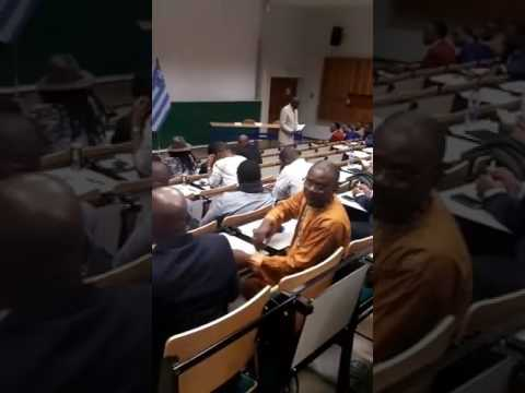Brussels 2017 - Southern Cameroons (Ambazonia) European Conference  I