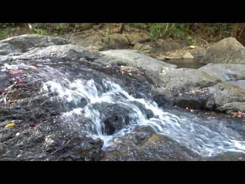 Philippine Natural Sights & Sounds (Lambingan Falls, Sibuyan, Romblon) 01