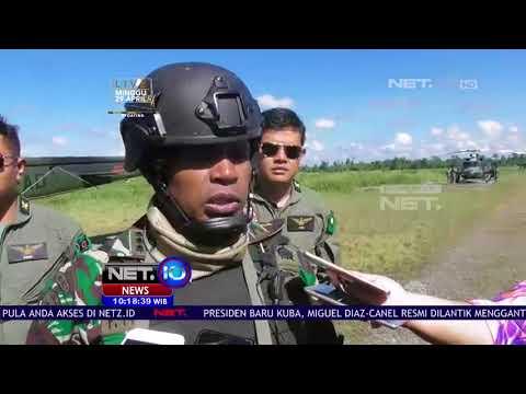 Disandera, TNI Berhasil Evakuasi Warga - NET 10